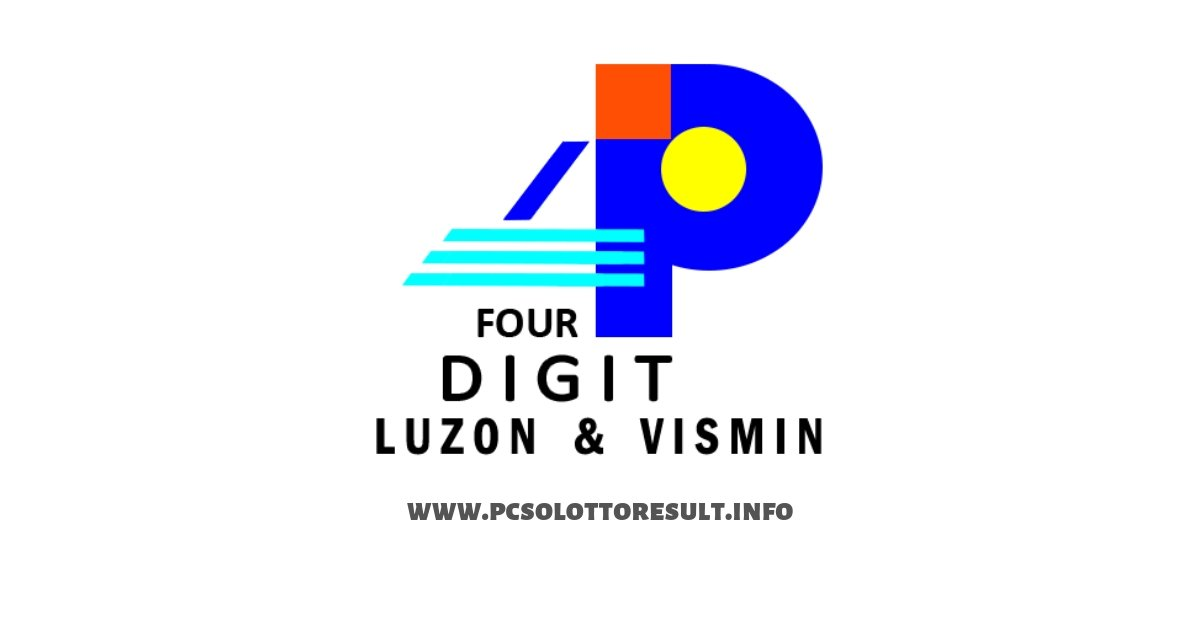 4-DIGIT (4D) RESULTS September 20, 2019