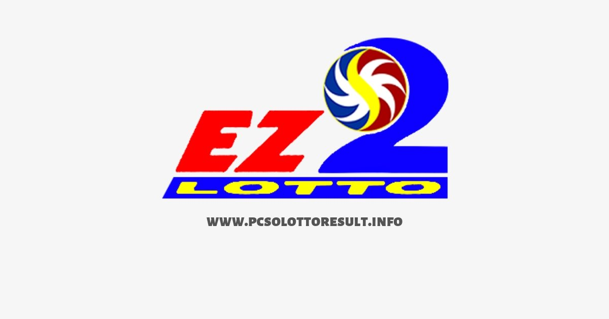 ez2 lotto result today