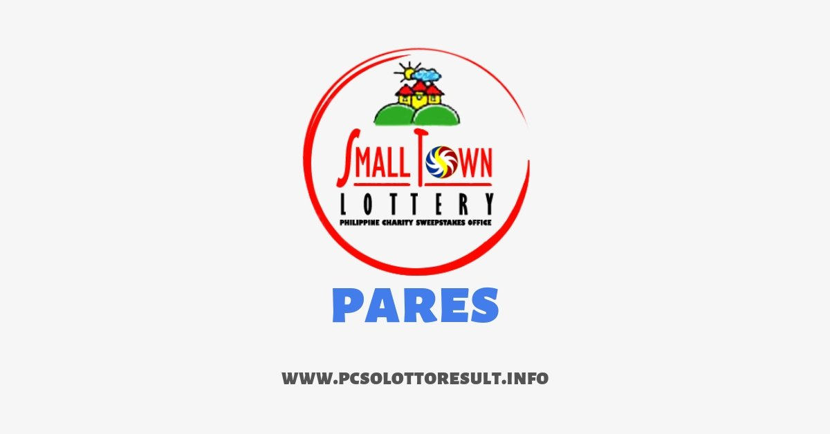 STL PARES RESULT September 20, 2019